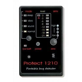 Detector radio frecuencias iProtect 1210