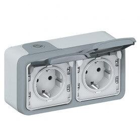 Camara espia Full HD 60 FPS en interruptor exterior