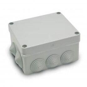 Caja de registro Full HD 60 FPS con detección de movimiento