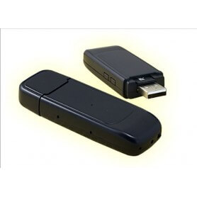 USB espia HD 720p con IR vision nocturna