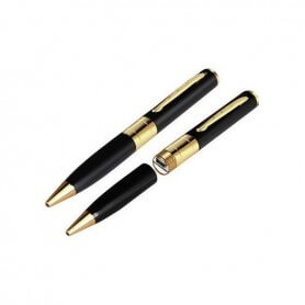 Boligrafo espia con microfono integrado