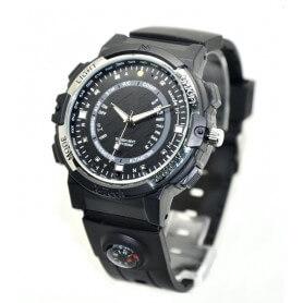 Reloj de pulsera espia WIFI HD 720p con detección de movimiento SEM-46