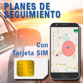 Plataforma GPS y Tarjeta SIM