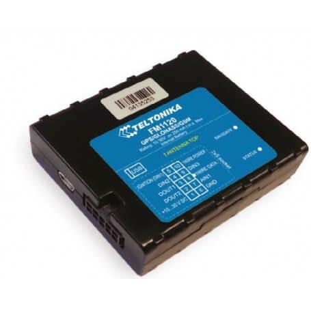 FM1120 Localizador GPS con antenas internas y batería de respaldo