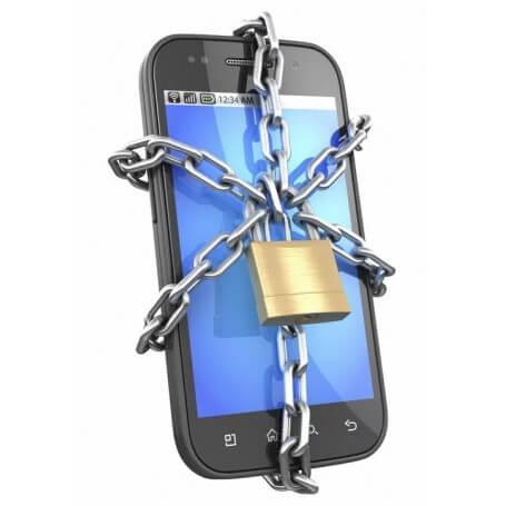 Software Encriptador de Datos para teléfonos moviles 4G