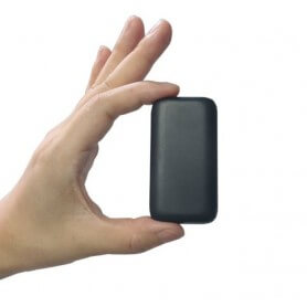 Localizador gps portatil con botón de panico (pendiente)