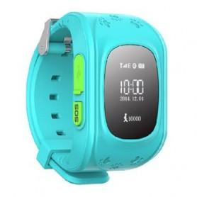 Reloj GPS para niños con plataforma de seguimiento gratuita