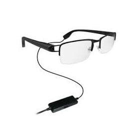 Mini cámara oculta en gafas espía 480 TVL 5V