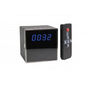 Reloj espía de escritorio HD con vision nocturna y deteccion de movimiento