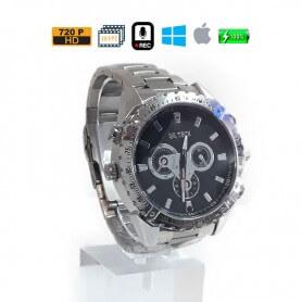 Reloj de pulsera espía 720p HD SEM-32